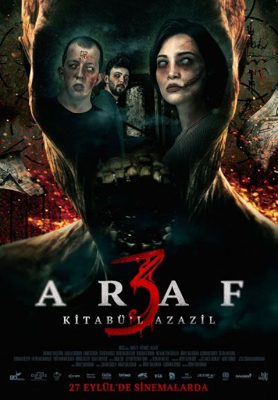 Araf 3: Kitab'ül Azazil