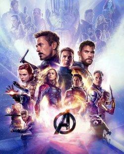 Мстители: Финал IMAX